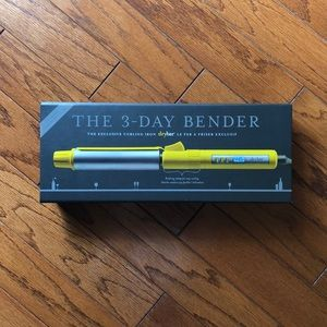 Drybar 3-Day Bender Curling Iron